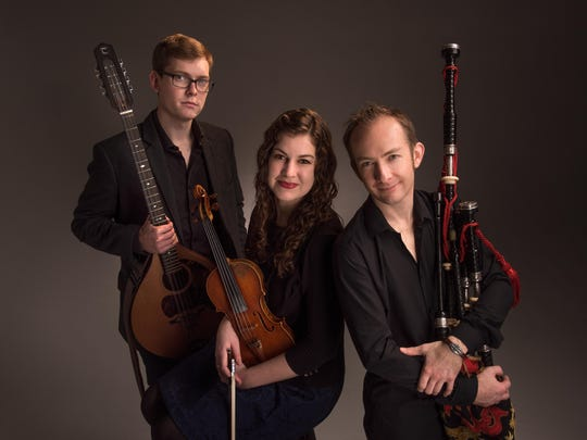 The Fire Scottish Band will perform Friday at the Trumansburg