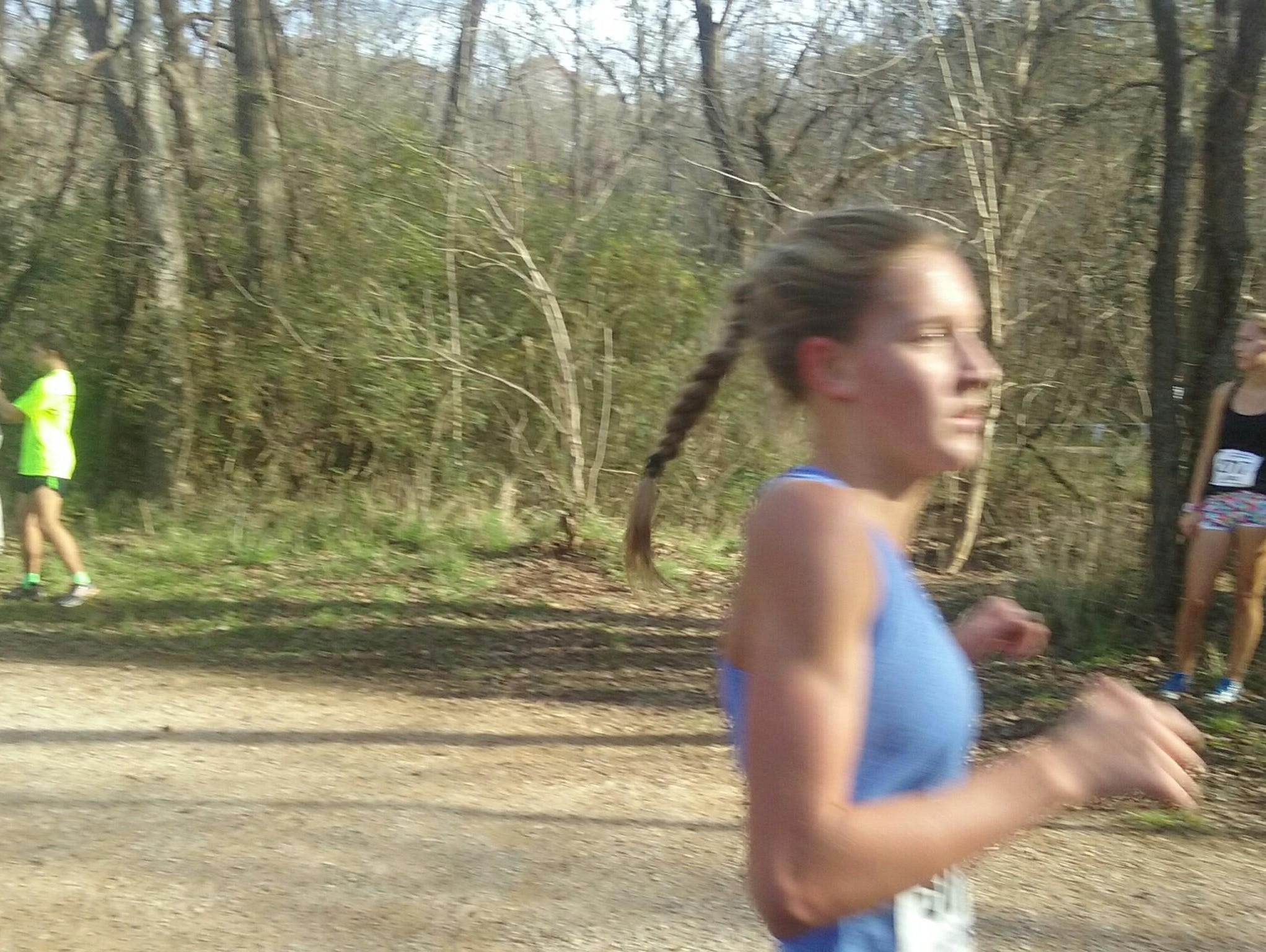 Reynolds senior Anna Vess has qualified for the Dec. 12 Foot Locker national cross country meet in San Diego.