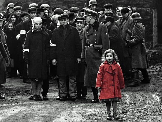 """John Williams also composed the music for """"Schindler's"""