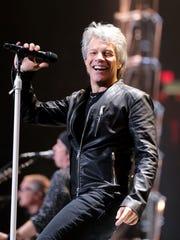 Bon Jovi at the Joe