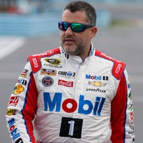 Tony Stewart on Chase chances: 'Whatever happens, happens'