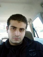 An undated image of Omar Mateen