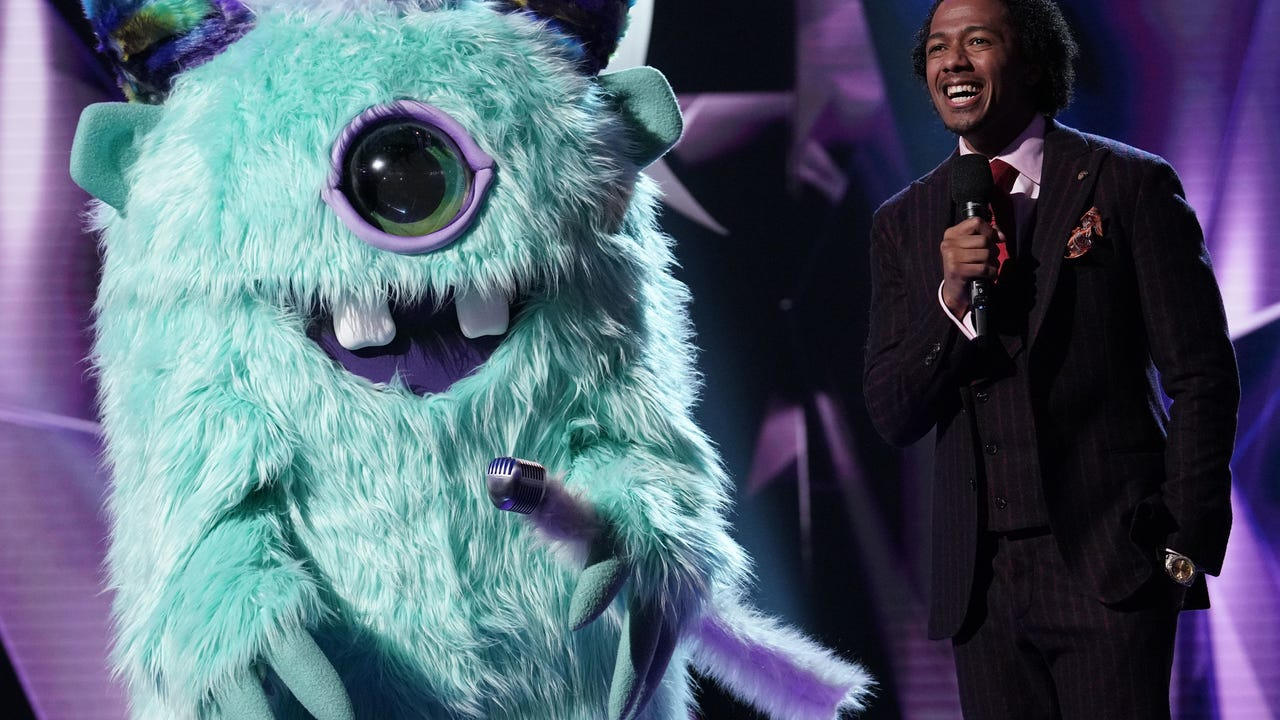 Nick Cannon: 'The Masked Singer' is 'the craziest show' on TV