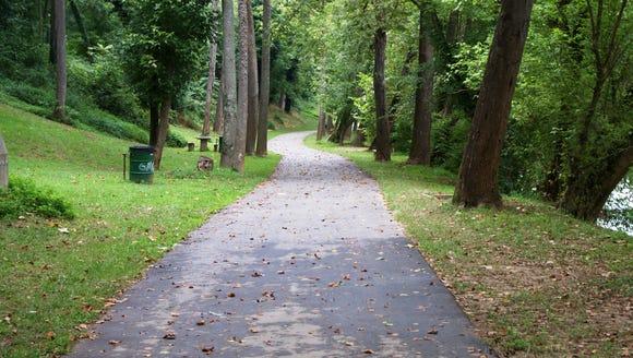 Buncombe Greenways is seeking input on the Bent Creek