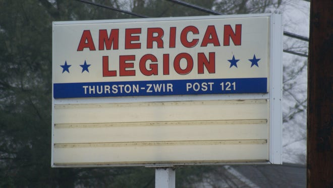 American Legion Post 121 in Fremont closed in January and the group now plans to sell the building on Buckland Avenue.