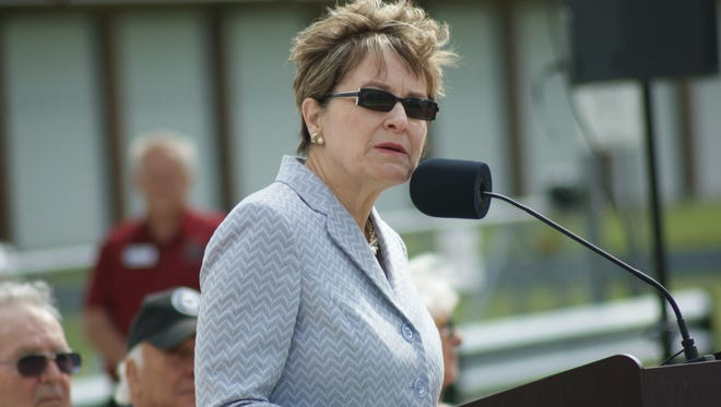 "U.S. Rep. Marcy Kaptur said Congress needs to ""keep up the pressure"" to continue the Great Lakes Restoration Initiative."