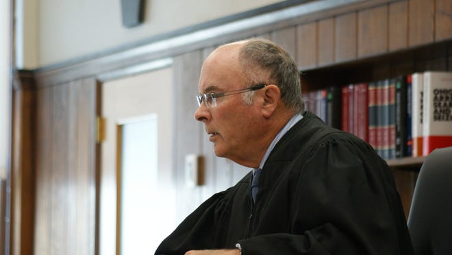 Sandusky County Common Pleas Court Judge John Dewey.