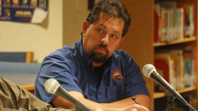 Billy Ruiz is also a Deming Public Schools board member.