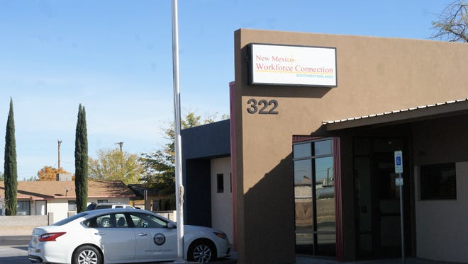 The Deming Department of Workforce Solutions office is located at 322 E. Oak St.