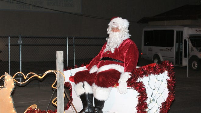 Deming MainStreet is waiting for a reply to a message sent to the North Pole in hopes Santa and his sleigh will make an appearance soon in downtown Deming.