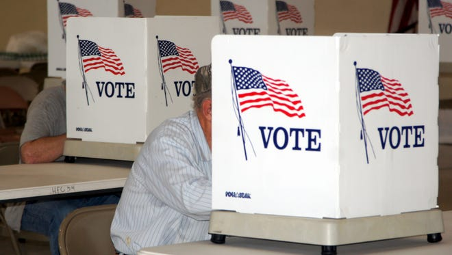 Luna County voters will be asked to participate in the June 2, Primary Election to support their major party candidates.