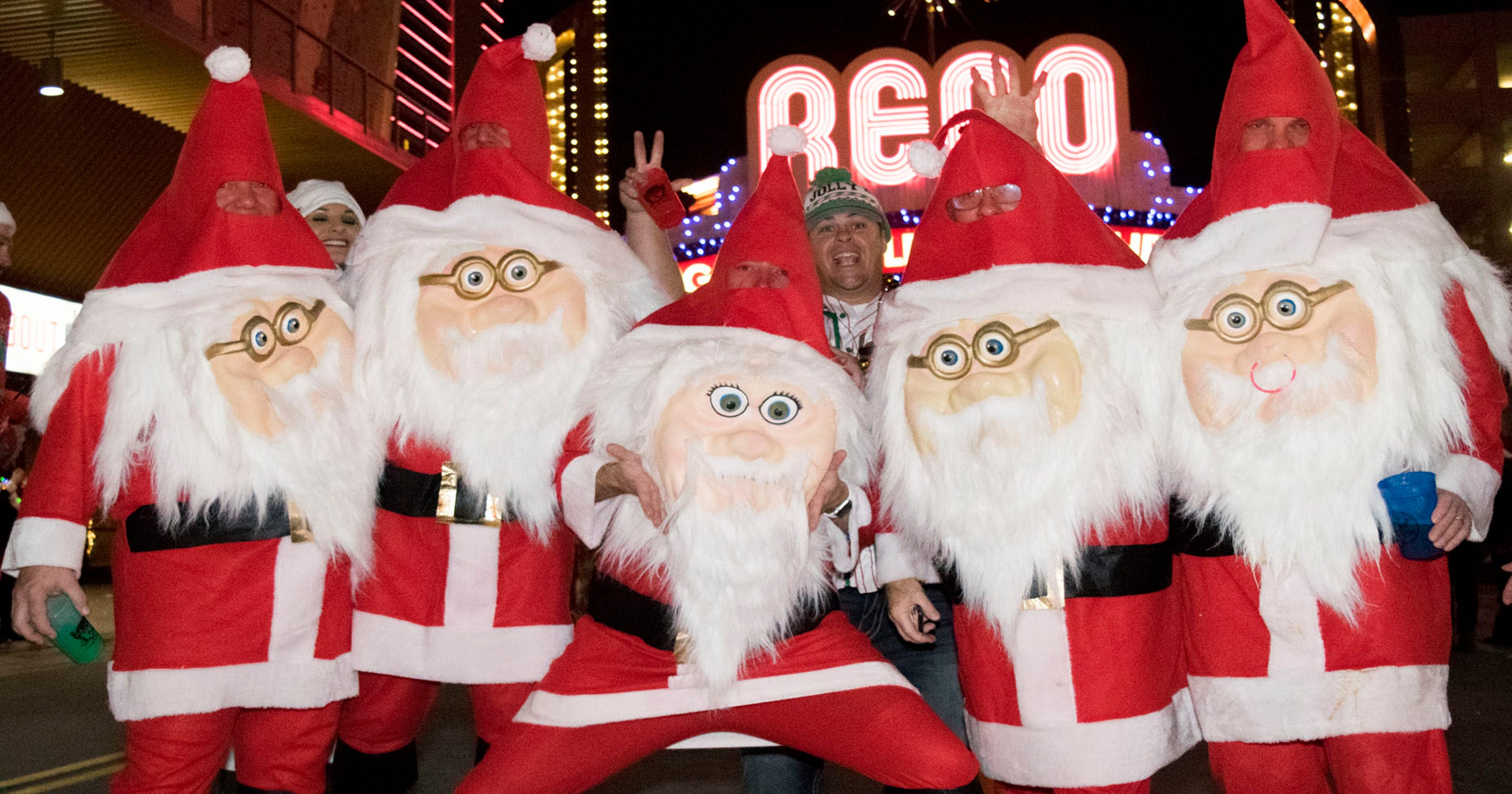 Christmas For All Ages.Santa Events For All Ages At Local Casinos