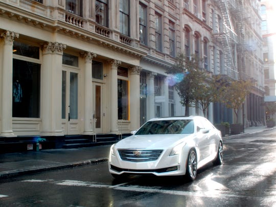 A 60-second spot that focuses on Cadillac's new CT6 fullsize sedan will air during the 2016 Academy Awards telecast.