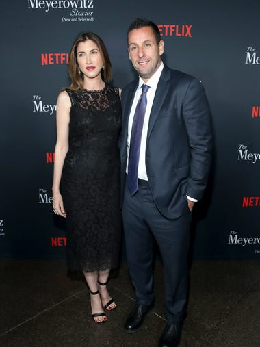 Stars flocked to the special screening of 'The Meyerowitz