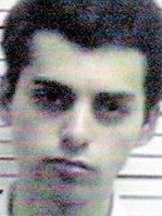 Zachary Witman Mug Shot