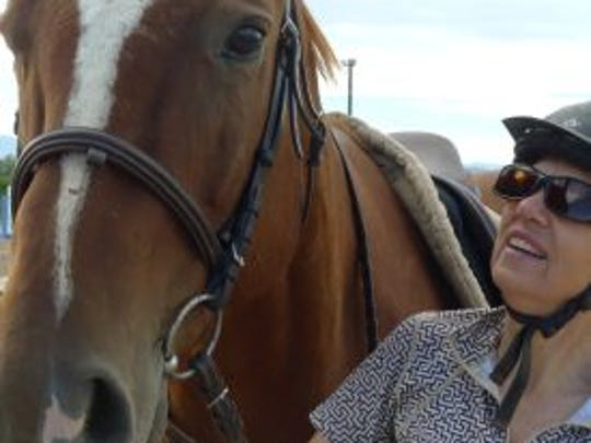 Wendy Wood, head of the nationally renowned Occupational Therapy department at Colorado State University, will be leading a new five-year research program into the benefits of equine-assisted activity and therapy in partnership with the CSU Equine Sciences program.