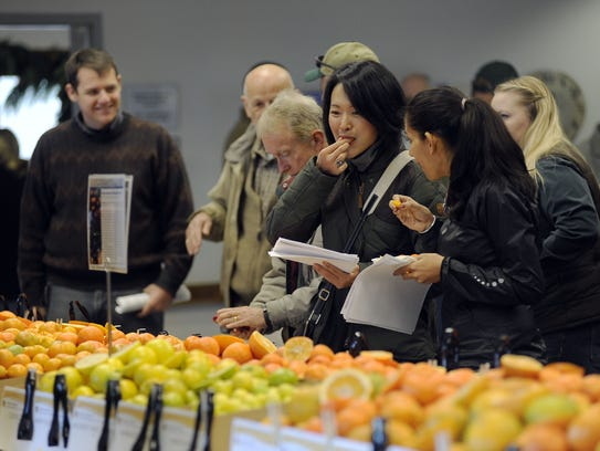Rhea Quitasol Citrus growers and other ag professionals