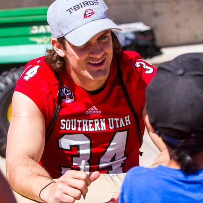 It's a girl: Needham and Pedersen both become fathers during fall camp