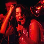 Rock/alternative singer Rebecca Stout performs at 12th and Porter as part of Extravaganza Feb. 11, 1999.