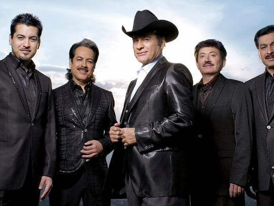 Los Tigres del Norte will return to Corpus Christi March 23, 2018.