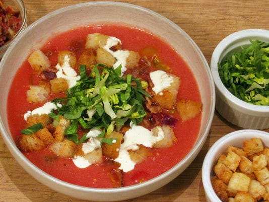Food Kitchenwise Chilled BLT Soup