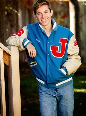 Nicholas Haeg is a senior at St. John's Prep.