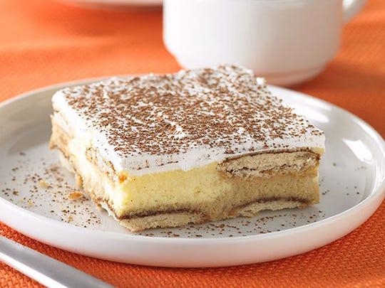 Easy Tiramisu Cheesecake