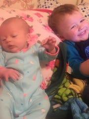 Jaylynn and Kayden Hazel