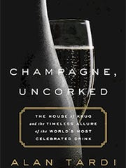 """Champagne, Uncorked"" is a new book by local author"