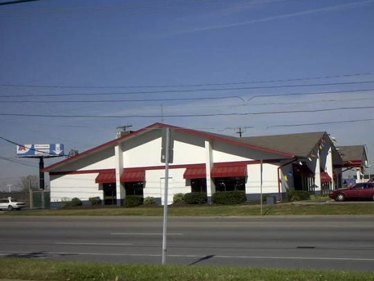The Shoney's property at 110 Interstate Drive has a