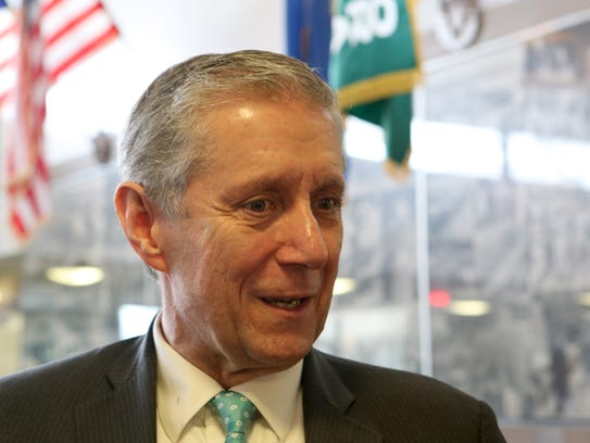 Rockland DA Thomas is Zugibe talks about the drug court