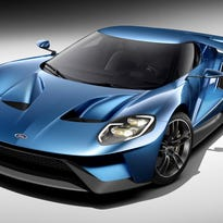 Ford GT packs future tech