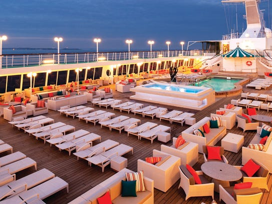 Woman Pays K Per Year To Live On Luxury Cruise Ship - Living on a cruise ship retirement