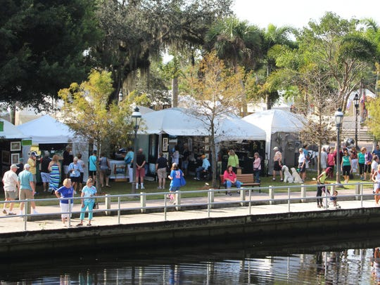 Bonita Springs National Art Festival 2016