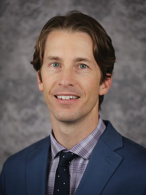 Dustin Smith, M.D., is a general surgeon with Williamson Medical Group.