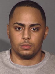 New York state police are searching for Johuan Ramos, 28, after the Bronx resident fled a crash on Interstate 87 in Greenburgh on Monday, June 27, 2016.