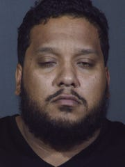 Jorge Ayala was arrested after officials raided a Cortlandt home seizing 65 pounds of heroin.