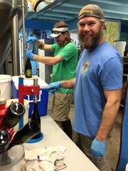 Craig McBay, co-owner of Florida Keys Brewing Co.,