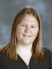Andrea Blevins has been named principal at Endeavor