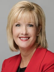 File photo of Madison County Circuit Court Clerk Kathy Blount. Blount is also the President of the State Court Clerk's Association.