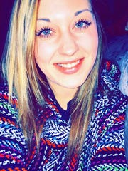 Brooke Monn, Waynesboro, died from an overdose on Jan. 23, 2018, at age 24.