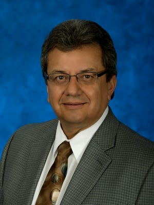 John M. Garcia, Small Business Administration New Mexico district director.