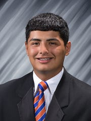 San Angelo Central's Oscar Nino