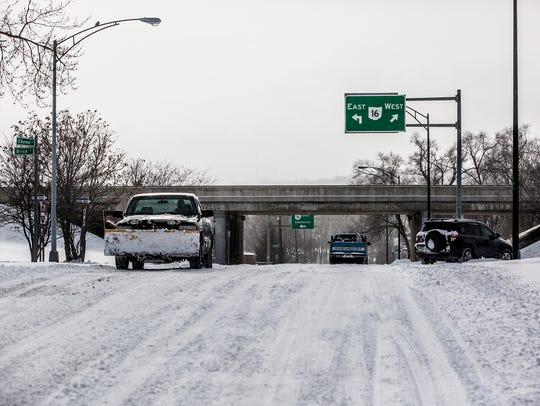 A winter storm is expected to hit much of central Ohio this weekend.