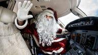 Santa's Fly Away Sweepstakes