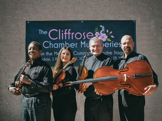 The Cliffrose String Quartet