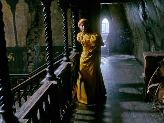 Horror Makes Itself At Home In Crimson Peak