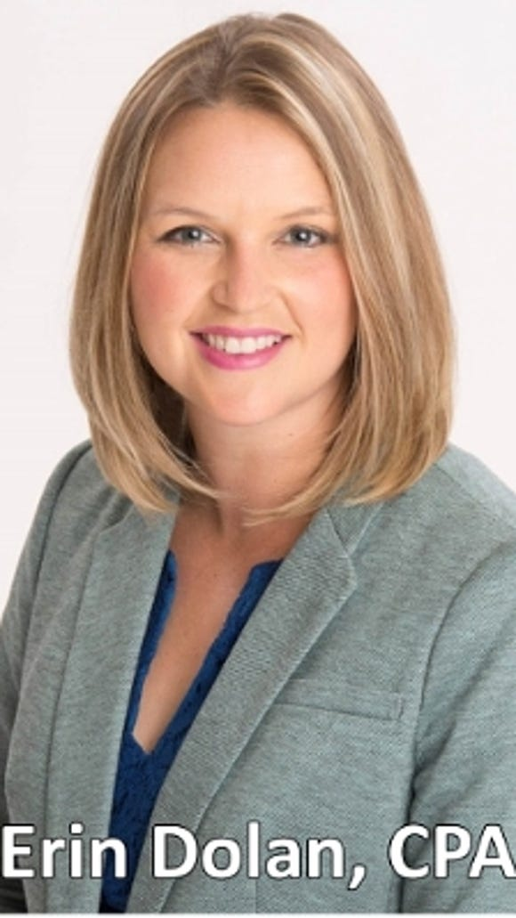 Erin Dolan was promoted at The Siegfried Group, a Wilmington accounting staffing firm.