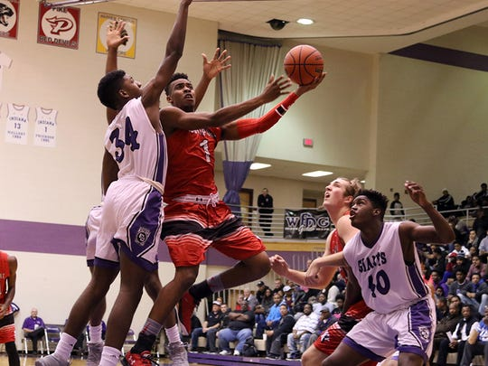Southport's Paul Scruggs is one of the nation's top players in his class.