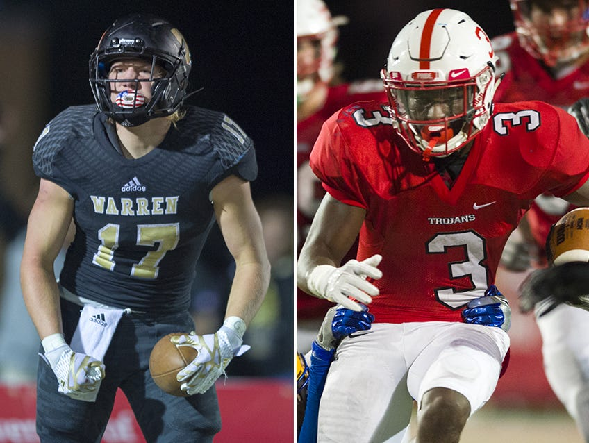 Warren Central and Center Grove face each other Friday night with a regional title on the line.